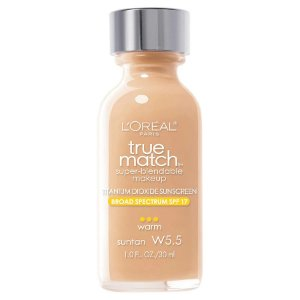 L'Oreal -  Base True Match Super-Blendable - Suntan W5.5