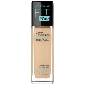 Maybelline - Base Fit Me Matte + Poreless - Natural Beige 220