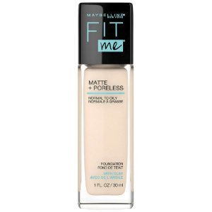 Maybelline - Base Fit Me Matte + Poreless - Porcelain 110