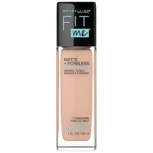 Maybelline - Base Fit Me Matte + Poreless - Pure Beige 235