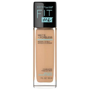 Maybelline - Base Fit Me Matte + Poreless - Soft Tan 228