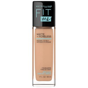 Maybelline - Base Fit Me Matte + Poreless - Sun Beige 310