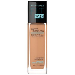 Maybelline - Base Fit Me Matte + Poreless - Warm Honey 322