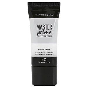 Maybelline - Prime Face Studio Master - 400 Blur + Pore Minimize - 30ml