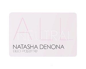 DANIFICADO - Natasha Denona - Paleta All Neutral Biba 1