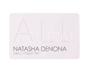DANIFICADO - Natasha Denona - Paleta All Neutral Biba 2