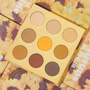 Colourpop - Paleta Lil Ray of Sunshine