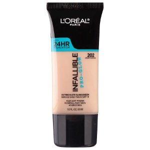 L'Oreal - Base Infallible Pro-Glow - 202 - Creamy Natural