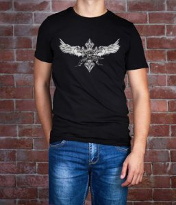 Camiseta Asa Cruz