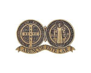 Medalha de São Bento para Porta