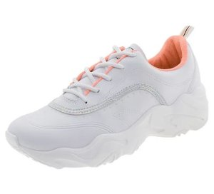tênis chunky sneaker moleca