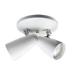 Projetor Duplo para Lâmpada Incandescente Refletora e PAR20