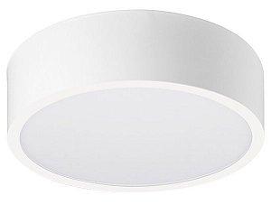 Luminária de Sobrepor Redonda 28cm 4xE27