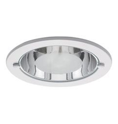 Luminária Embutida Circular E27/UN-4p 15cm