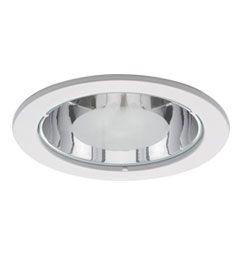 Luminária Circular Embutida 15cm E27/UN-4p