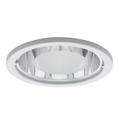 Luminária Embutida Circular 12cm E27/UN-4p