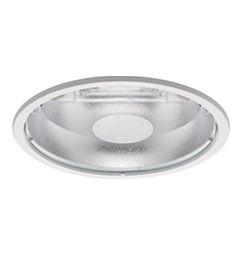 Luminária de Embutir Redonda 21cm 1xRX7s