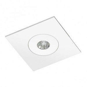 Spot Quadrado 8x8cm Direcional Micro Foco