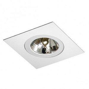 Spot Quadrado Foco Direcional 11x11cm AR70