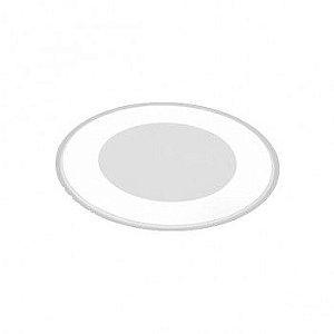 Luminária Redonda de Embutir 37cm 3xE27