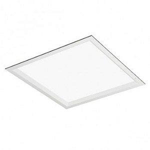 Luminária Quadrada Embutir 25,5x25,5cm 2xE27