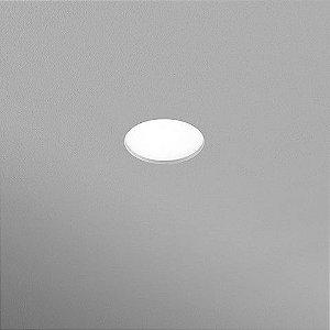 Luminária Redonda Embutir 20cm