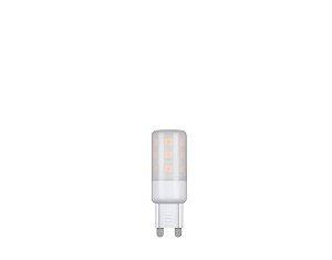 Lâmpada LED Bi-pino G9 3,5W 250lm 2400K Dimerizável