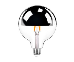 Lâmpada LED Filamento Defletora Balloon G125 7W 600lm 2400K