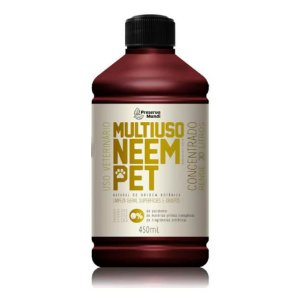 Multiuso Neem Pet - 450ML - Rende até 30 litros