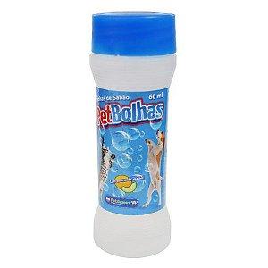 Pet Bolhas Sabor melão - 60ml