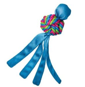 Brinquedo Kong Wubba Weave - Azul