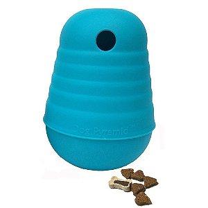 Brinquedo Jogo Inteligente Pirâmide com Dispenser G - Nina Ottosson