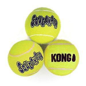 Brinquedopara Cães KONG SqueakAir Bola de Tênis P