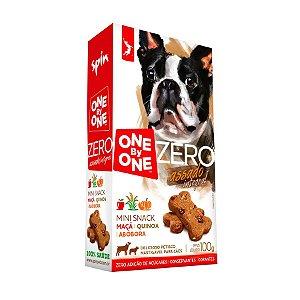 Petisco Mini Snack ZERO Spin Pet  - Maca + Abobora + Quinoa