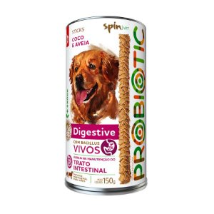 Petisco Spin Pet 150g - PROBIOTIC DIGESTIVE