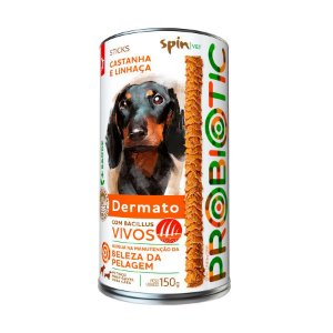 Petisco Spin Pet 150g - PROBIOTIC DERMATO