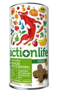 Petisco Spin Pet 200g - ACTIONLIFE VEGGIE