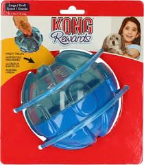 Brinquedo Rewards Bola  com dispenser Kong