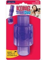 Brinquedo Kong Treat Duo - Dispenser de petisco