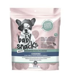 Baby Snacks Hipoalergênico The French - 120g