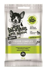 Bifinho Super Premium Veggie Complex The French - 60g