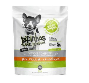 Bifinho Super Premium Veggie Complex Pack Familiar  - 300g