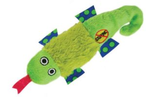 Brinquedo de Pelúcia Salamandra sem recheio