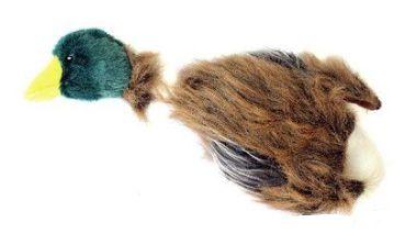 Brinquedo para cães Pato com pescoço de Corda