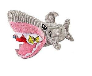 Brinquedo para cães Tubarão de pelúcia
