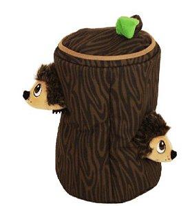 Brinquedo para cães Toca de Porco-Espinho Hide-a-Hedgie