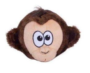 Brinquedo para cães Invincibles Tosserz Macaco