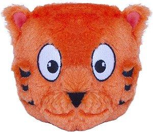 Brinquedo para cães Invincibles Tosserz Tigre