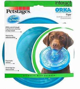 Frisbee para cães Orka Flyer