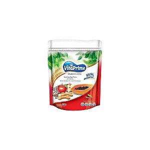 Biscoito Integral Premium Super Mini Maçã, Mamão e Linhaça - VitaPrime 180g